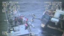 Coast Guard's High-Seas Rescue