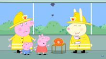 Peppa Pig criticised by the London Fire Brigade for using 'gender specific' terms