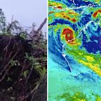 'Don't drown': Destructive Cyclone Trevor hits Northern Territory
