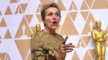 Oscars 2018: Academy wants man who stole Frances McDormand's Oscar to be prosecuted