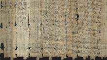 Ancient Egyptian papyrus one of the first records of a man called out for sexual assault