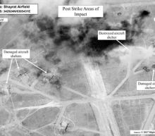 Russia says U.S. missile strike on Syria was a threat to its forces