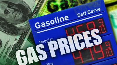 Gas prices tumble ahead of summer driving season