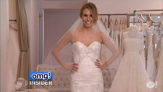 'omg! Insider's' Search for the Perfect Wedding Dress