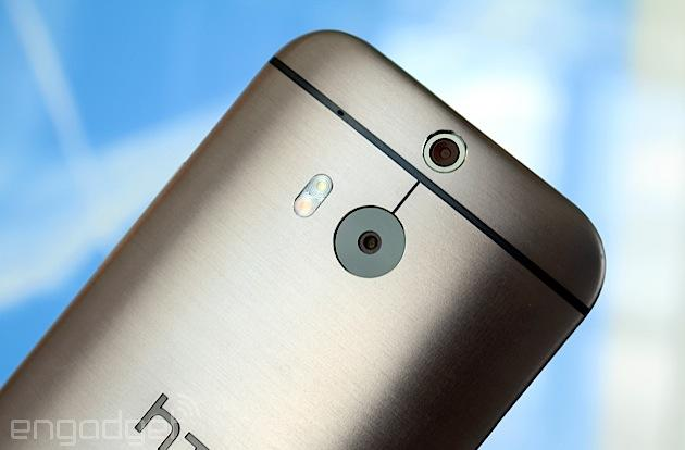 Here's what the new HTC One might have looked like