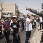 Jerusalem crisis: Hamas fires rockets, Israel begins military campaign