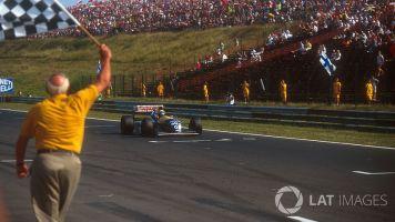 Diaporama - Les 22 victoires de Damon Hill en Formule 1