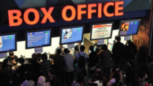 Box office mop-up jump 27% on 'lipstick effect'