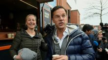 PM vows defence of Dutch values on campaign trail