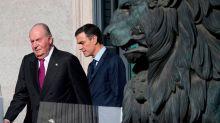 El mensaje de Pedro Sánchez al rey Juan Carlos tras su operación