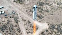 Blue Origin sells seat aboard its first human flight for $28 million