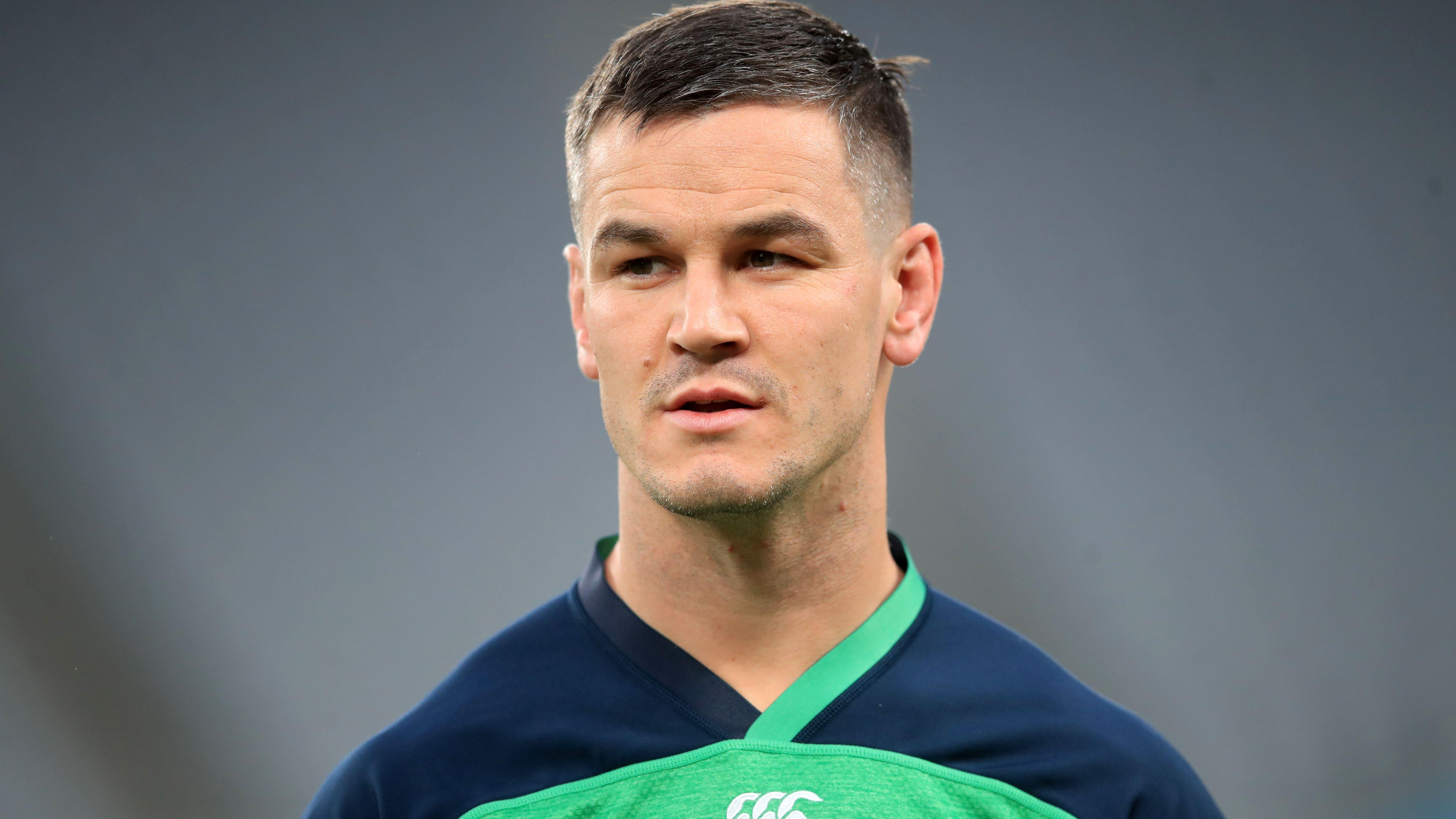 Ireland skipper Johnny Sexton signs contract extension with IRFU