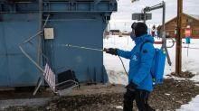Centros de esqui chilenos abrem a temporada em pandemia e com mais neve
