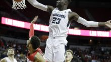 Utah State basketball picked third in Mountain West Conference