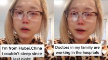 Woman whose family lives in Wuhan is using 'first-hand notice' to combat coronavirus misconceptions