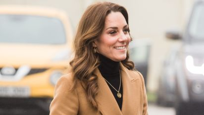 The hidden meaning behind Kate Middleton's necklace