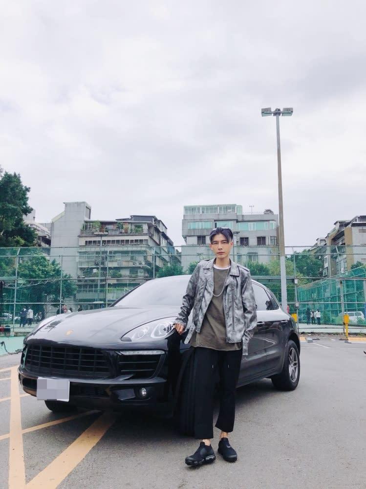 【明星聊愛車】森田人生第一部車 Porsche Macan狂野奔放,夢想車款Lamborghini超級休旅Urus