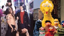 Too hot for 'Sesame Street': Why the Red Hot Chili Peppers were rejected by the show