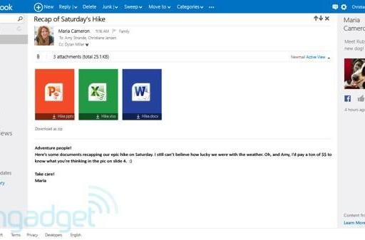 Outlook.com hits 10 million users in just two weeks, gives webmail a kickstart
