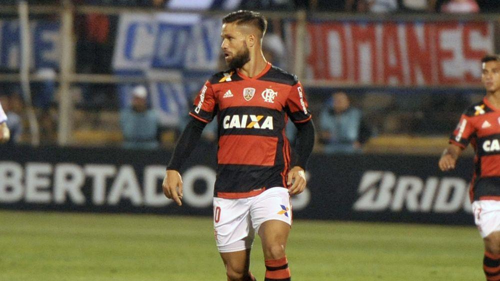 """Diego crê que Flamengo """"pagou o preço"""" por chances desperdiçadas"""