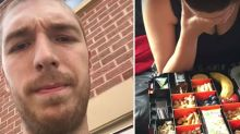 After Losing His Kid's Lunchbox, One Guy Did the Most Dad Thing Ever