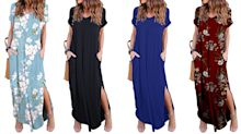 Amazon's best-selling maxi dress is perfect for spring and under $25