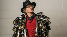 Simon Munnery, comedy review: Fun and flights of fancy from a true maverick
