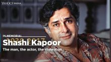 Shashi Kapoor: The Man, The Actor, The Style Icon