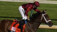 Swiss Skydiver wins 145th Preakness Stakes to finish unusual Triple Crown season