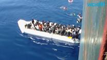 Migrants Say They were Rescued After 12 Days at Sea