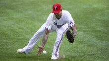 Hernandez 2nd Rangers reliever to have Tommy John surgery
