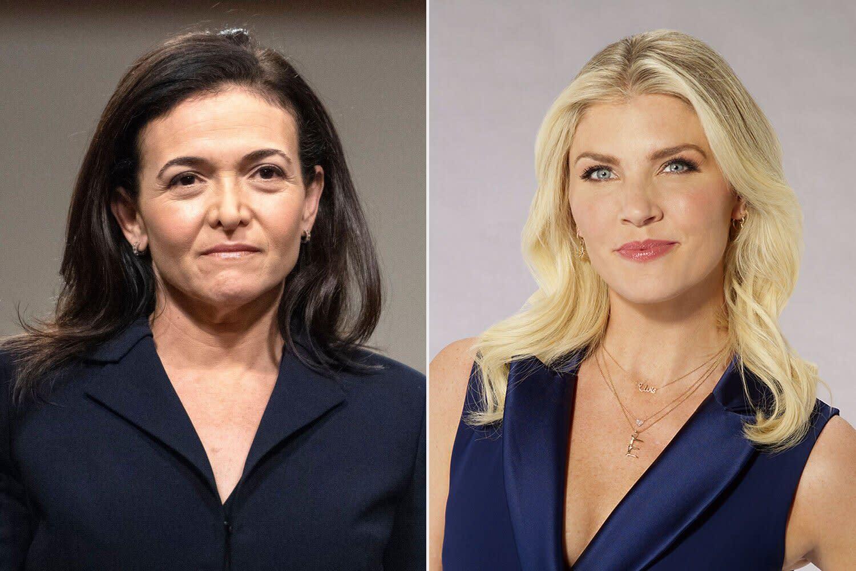 Sheryl Sandberg Defends Amanda Kloots for Dating After Husband's Death: 'We Judge Women More Harshly'