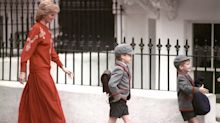 In Pictures: Royals on their first day at school