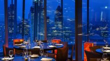 Oblix at The Shard: this upscale restaurant sizzles with style