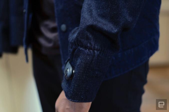 La chaqueta inteligente de Google y Levis se pondrá a la venta la semana que viene