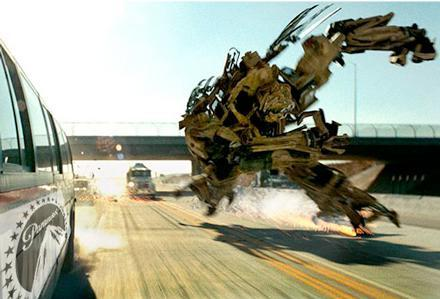 """Michael Bay responds to Paramount's abandonment of Blu-ray: """"No Transformers 2 for me!"""""""