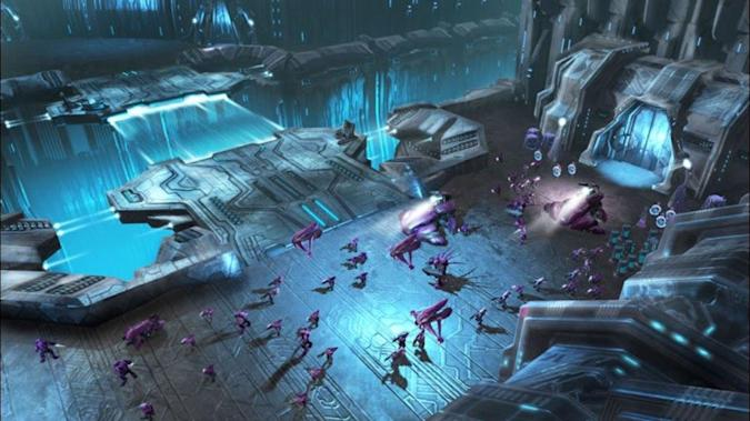 Xbox One grabs 360 games 'Halo Wars' and 'Soul Calibur 2 HD'