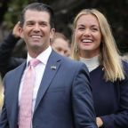 Don Jr's ex-wife dated Secret Service agent the president assigned to them, book claims