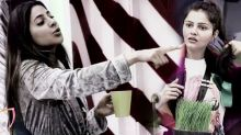 Bigg Boss 14; Nikki Tamboli Fights Rubina Dilaik for kitchen work; Check Out
