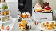 酒店熱賣下午茶外賣!一家人 high tea 推薦 6 間榴槤、手工鬆餅、招牌千層酥下午茶外賣