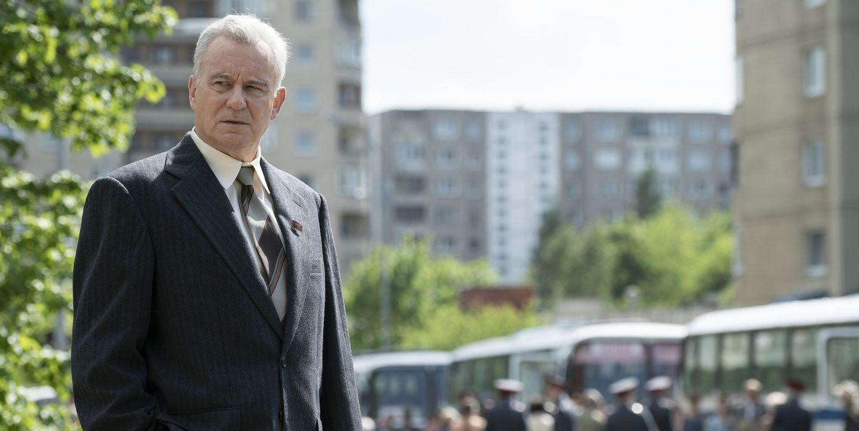 How Stellan Skarsgård's Personal Memories of Chernobyl Impacted His Performance