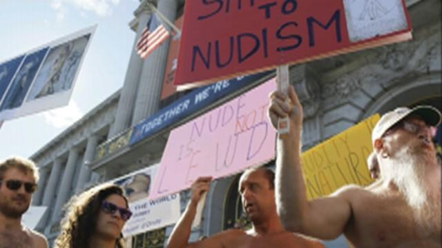 San Francisco to Vote on Public Nudity