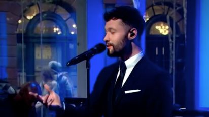 Calum Scott performs LIVE
