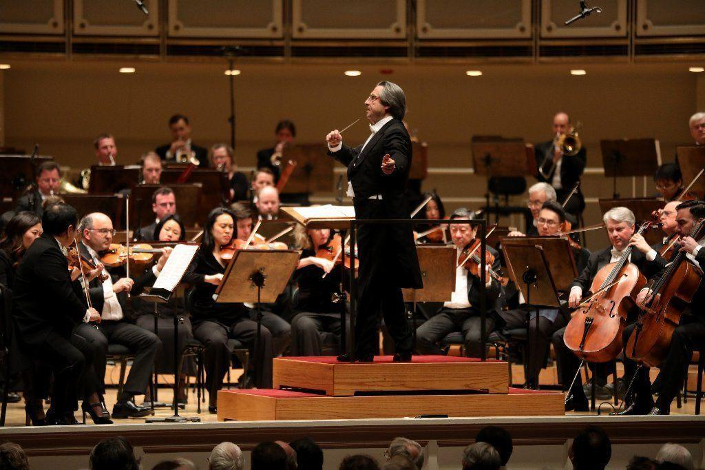 Chicago Symphony Orchestra cancels concerts through March 30