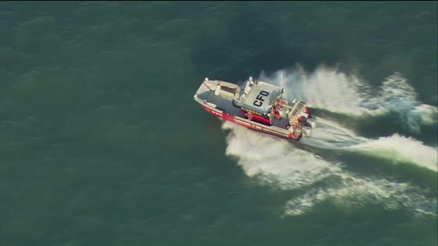RAW: Body recovered from Lake Michigan