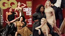 GQ pokes fun at Vanity Fair's photoshop fail with latest cover