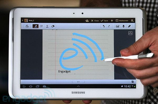 How would you change Samsung's Galaxy Note 10.1?