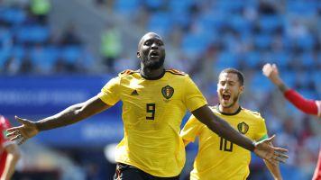 Lo mejor de Bélgica contra Túnez