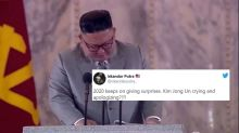 Kim Jong-un Apologises to North Korea With Tears, Twitter Wonders if This is End of the World