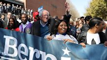 Young black voters are a lifeline for Bernie Sanders in the primary. Can they sway the older generation if he's the nominee?